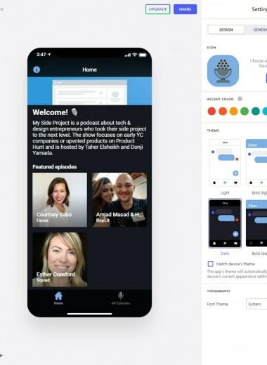 Стартап Glide создаёт мобильные приложения из Google-таблиц — без кода и навыков программирования