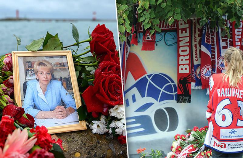 7 авиакатастроф, в которых погибли звезды и известные личности