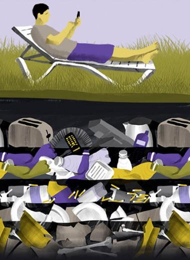 Таймлайн: эволюция методов обращения с мусором от Средневековья до 2019 года