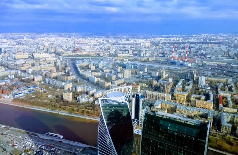 Самая высокая смотровая площадка Европы откроется в Москве 21 апреля