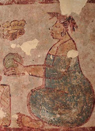 Майя могли использовать соль в качестве денег