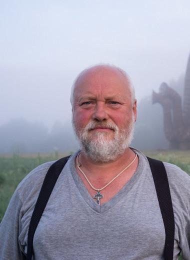 Отец русского ленд-арта. Большое интервью с основателем «Никола-Ленивца» Николаем Полисским