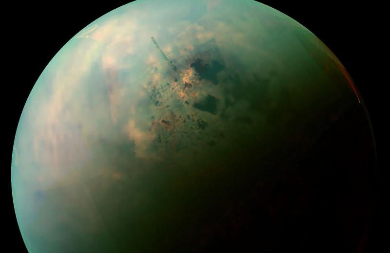 Чем экстремальная погода на Титане оказалась похожа на земную?