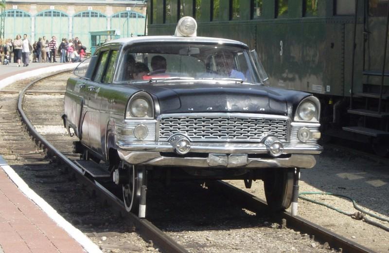 7 фактов про самый красивый советский автомобиль— «Чайка»