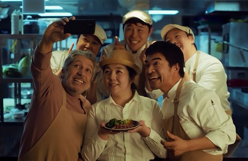 MAXIM рецензирует «#яздесь»— кулинарно-романтическую комедию по-французски