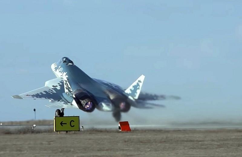 Принадлежит истребитель Су-57 к пятому поколению или нет
