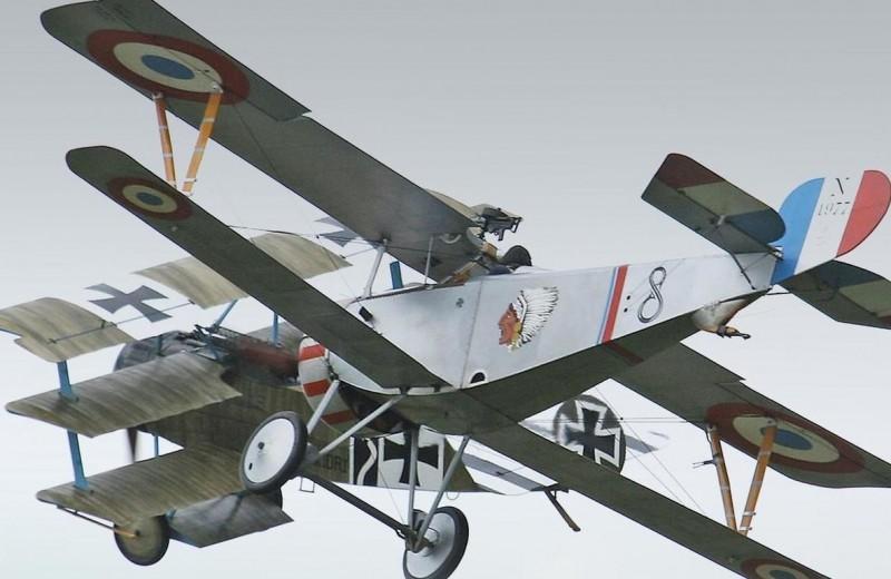 Круче камикадзе: таранные самолеты