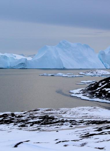 Ледники Гренландии продолжат исчезать, даже если прекратится глобальное потепление