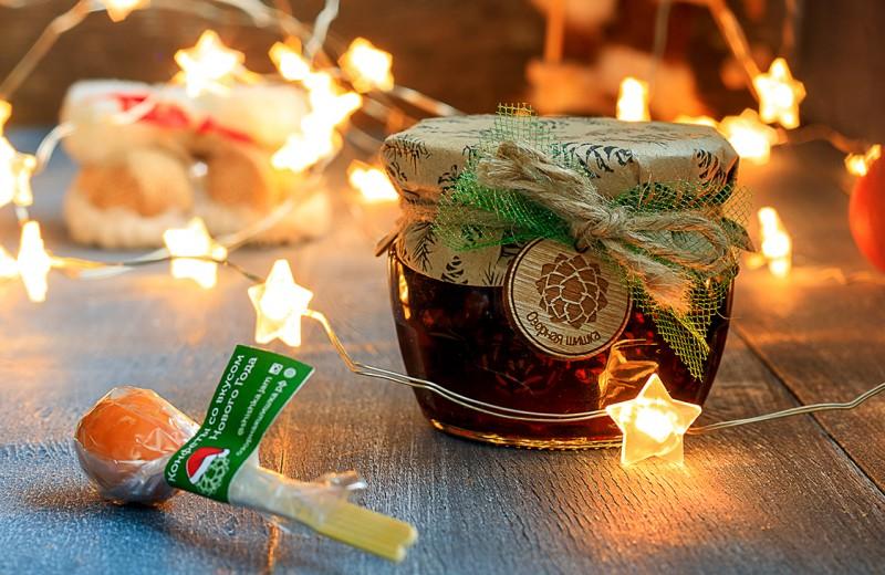 Сосновая основа: как заработать на конфетах из сибирских шишек