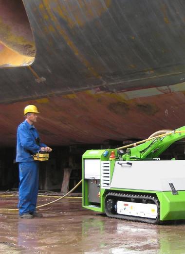 Защитные покрытия корпусов судов обвинили в загрязнении вод микропластиком