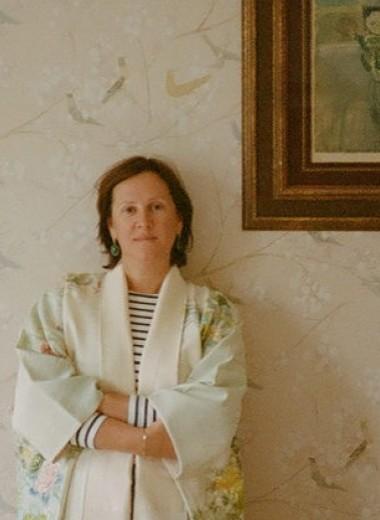 Girl in Vogue: Оля Короткова (и ее волшебный дом)