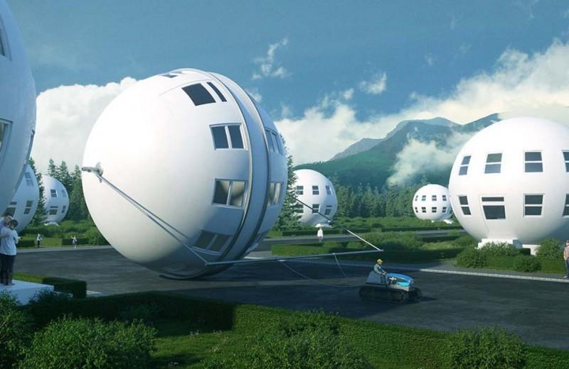 7 самых необычных домов будущего в ретро-стиле: взгляд из прошлого