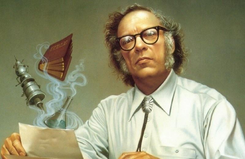Творческий путь Айзека Азимова: 100 лет знаменитому фантасту