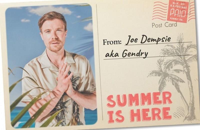 Джендри Уотерс (Джо Демпси): «Дискомфорт, что испытывал я во время съемок постельной сцены, передался зрителям»