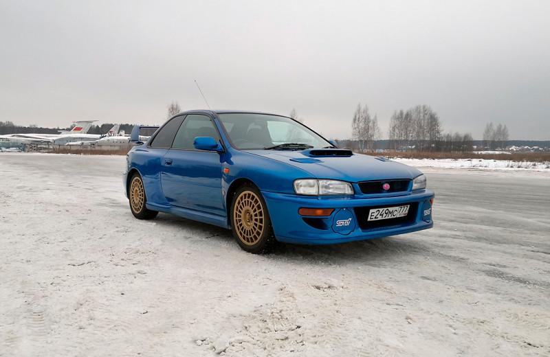 Impreza за 9 млн рублей. Тест самой дорогой Subaru в истории