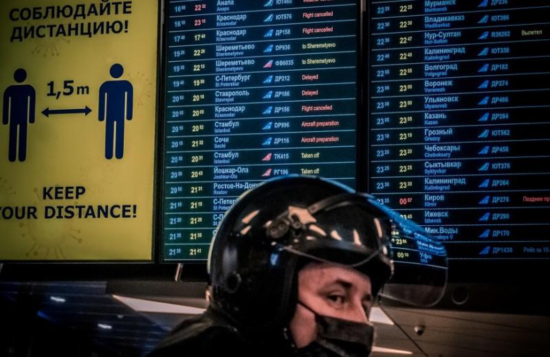 Разворот для Навального: cколько стоило посадить самолет с оппозиционером в Шереметьево