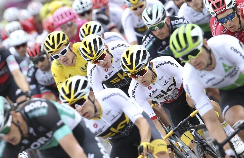 Шоссе энтузиастов. Как устроен бизнес «Тур де Франс»