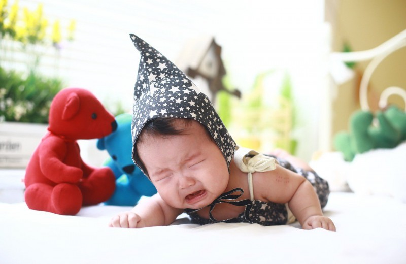 Новорожденные в разных странах плачут на разных языках