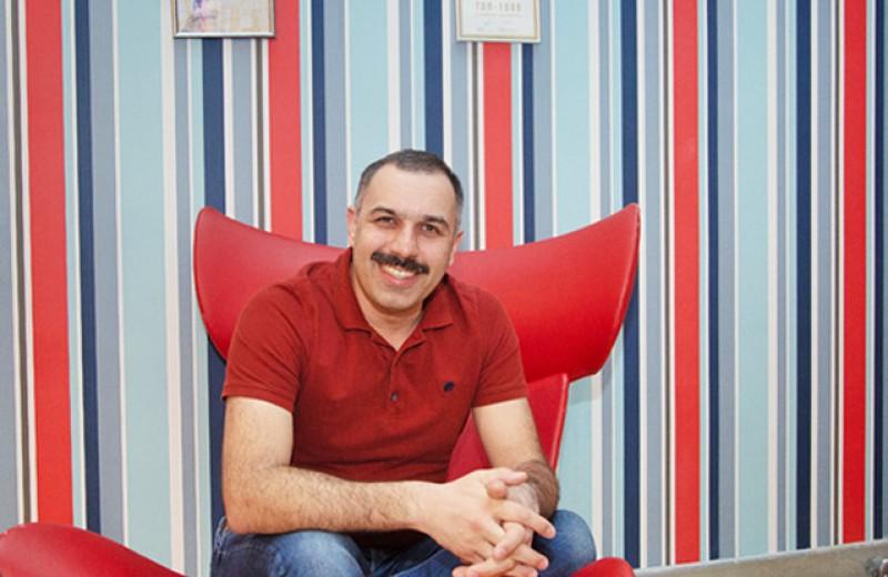 Интервью с предпринимателем о технологическом бизнесе в России