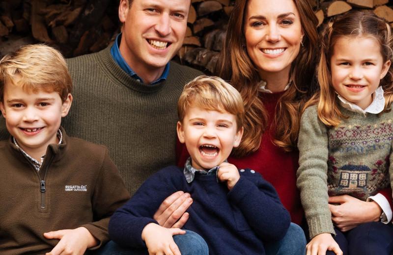 Объятия, гаджеты и пицца: секреты Кейт Миддлтон по воспитанию детей