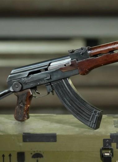 Холостое и доступное: что такое охолощенное оружие