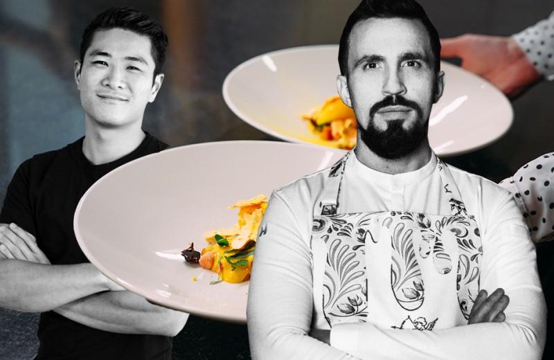 Шеф-повара из Петербурга и Копенгагена — о национальной кухне и рейтингах