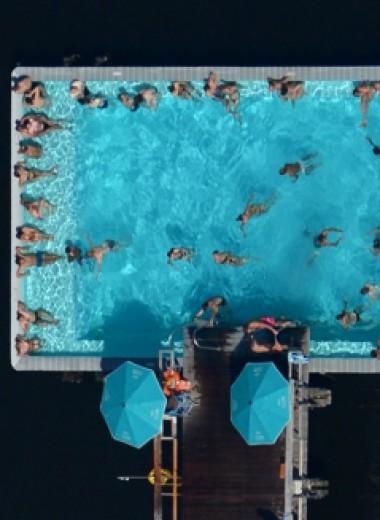Как Копенгаген стал одним из немногих городов мира, где безопасно купаться круглый год