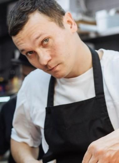 Андрей Илюшин раскрыл секреты кухни Grand Cru