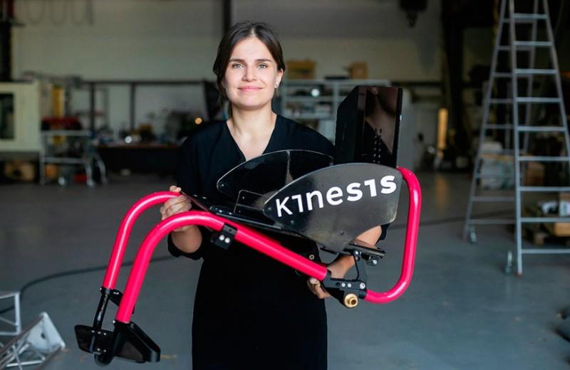 На колесах. Как журналистка запустила производство самых легких инвалидных колясок и велосипедов