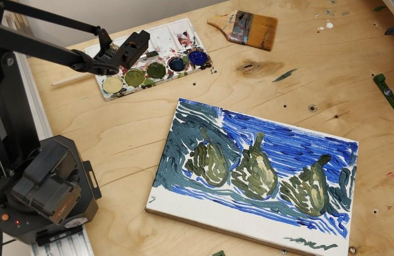 Картина маслом: как искусственный интеллект становится творцом