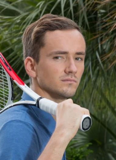 «Боец до конца»: как Даниил Медведев стал новым героем русского тенниса