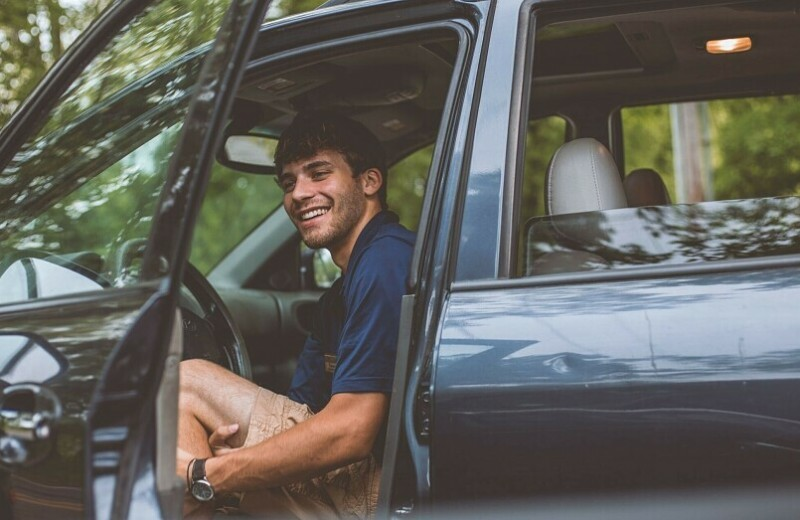 Ставим диагноз мужчине по его машине