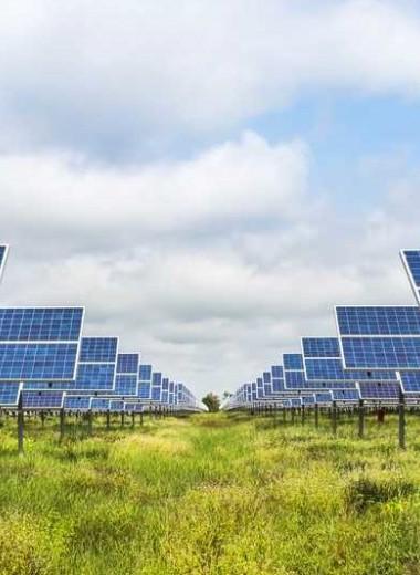 Ученые предложили метод повышения эффективности солнечных батарей