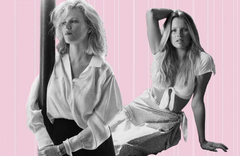 Ким Бейсингер в девяностых как олицетворение сексуальности — на экране и в жизни
