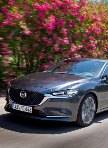 6 причин, почему Mazda 6— самая важная модель бренда