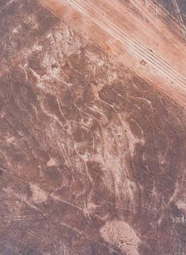 Крупнейшие в мире геоглифы обнаружены в Индии
