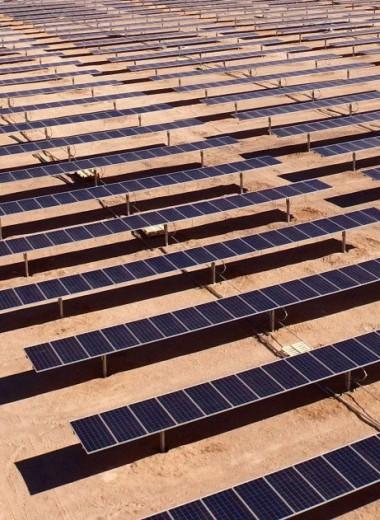 Крупнейшая в мире солнечная электростанция появится в Саудовской Аравии