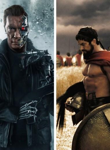 9 актеров, которые носили фальшивые мускулы на съемках