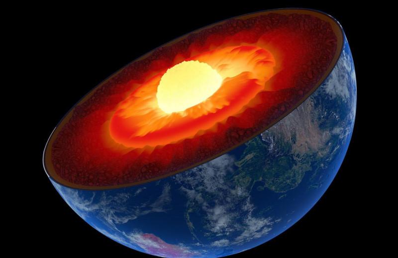 Когда ядро Земли начало остывать: древняя загадка