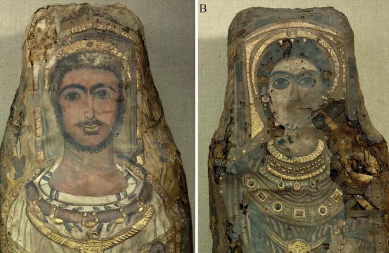 Ученые наконец заглянули внутрь уникальных мумий, найденных еще в 1615 году