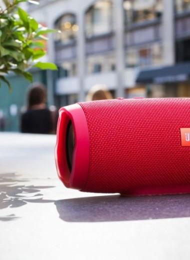 Колонка JBL — как включить радио?