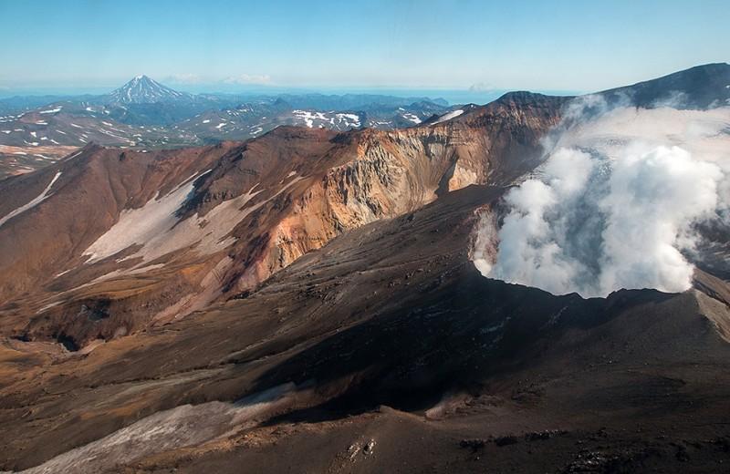 Красота с земли, воды и воздуха: чего ждать от Камчатки