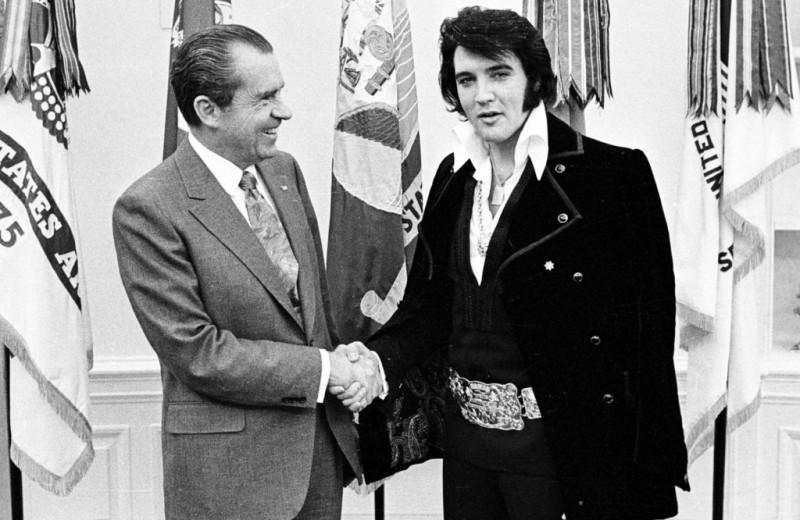 6 самых неловких встреч президентов с рок-музыкантами