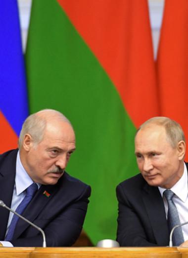 Кузены по оружию. Почему инцидент с Протасевичем не изменит отношение Путина к Лукашенко