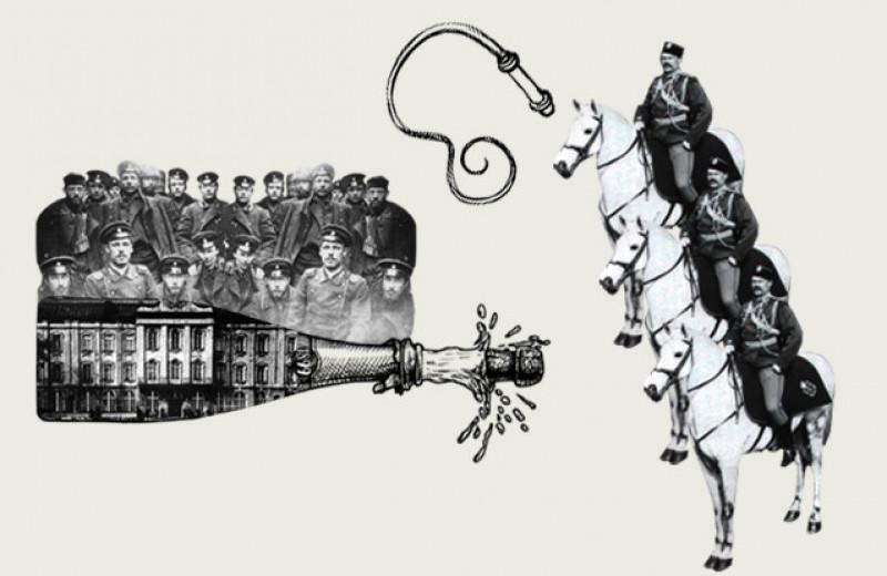 От сорванной лекции до революции. Как разгон студенческого праздника приблизил крах Российской империи