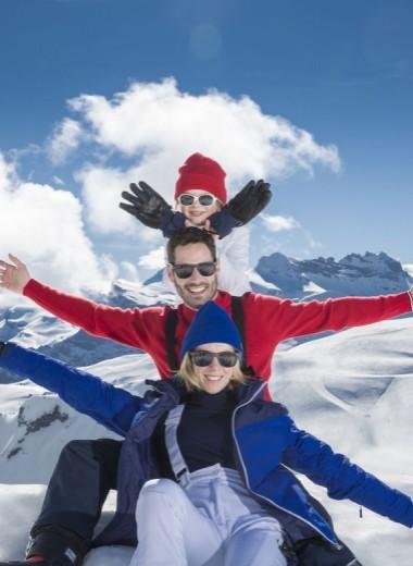Свободный дух Club Med: горнолыжные склоны весной