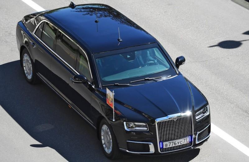 Самый главный лимузин: 3 неприятности, которые не грозят «Кортежу» Путина