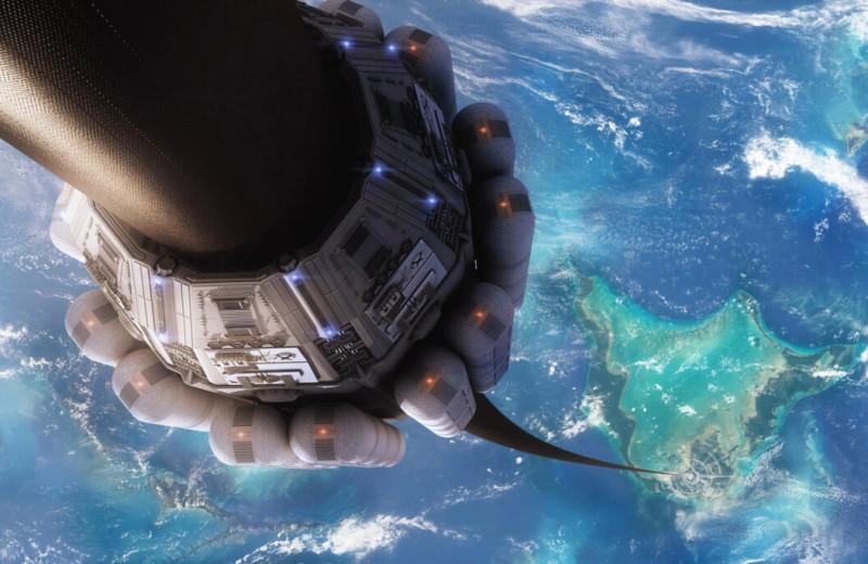 В космос без ракет: лифт, петля, трамвай и крюк — на чём ещё можно добраться до орбиты и других планет