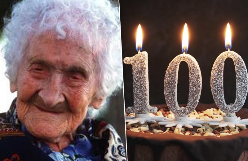 Пей вино, ешь шоколад: как прожить до 100 лет