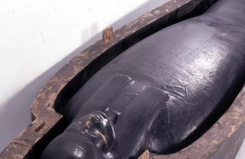 Секретом загадочной черной субстанции, покрывавшей древнеегипетские гробницы, оказался битум